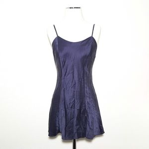 Victoria's Secret | blue sleepwear slip sz S